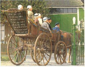 Onwijs boerenwagen 1 - De Lange Slag SJ-12