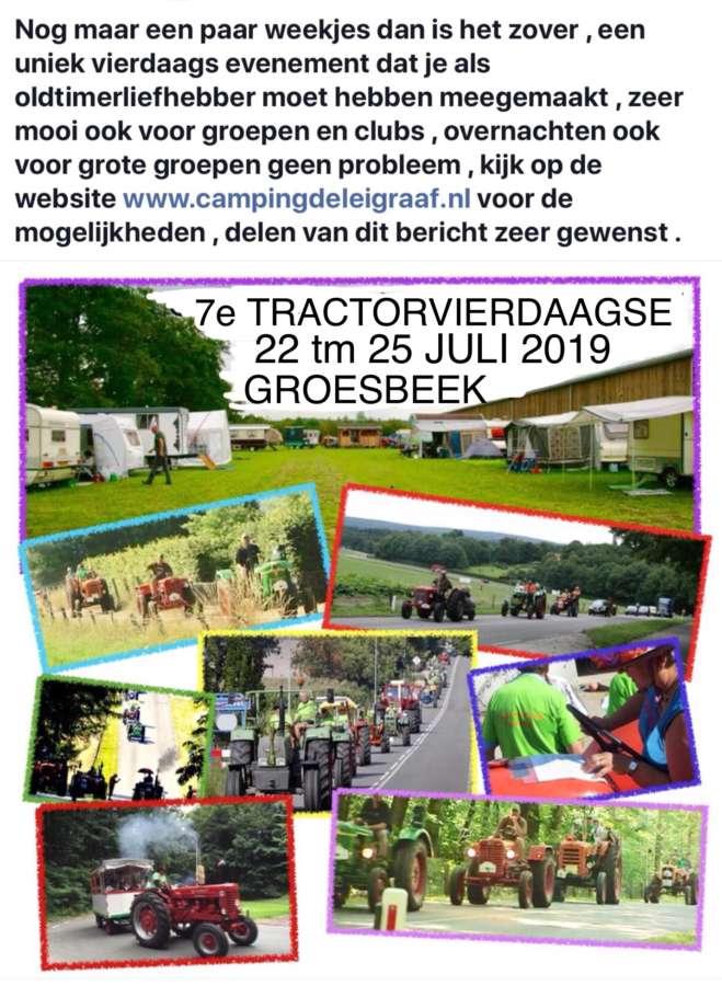 Tractorvierdaagse Groesbeek