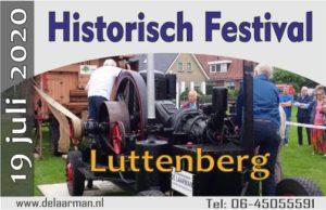 Historisch Festival Luttenberg   Afgelast